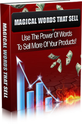 Product picture Magical Words That Sell(MRR)