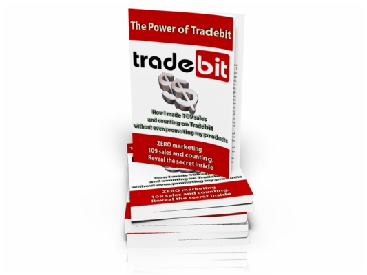 Product picture The Power Of TradeBit (mrr) Plus Quick Start Bonus Pack