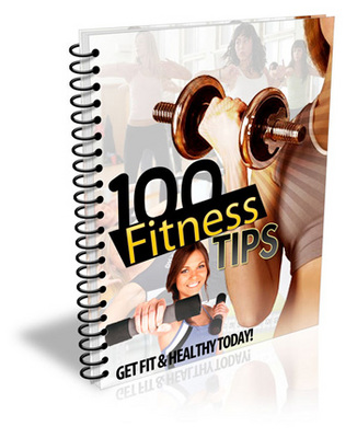 Product picture 100 Fitness Tips With Mrr
